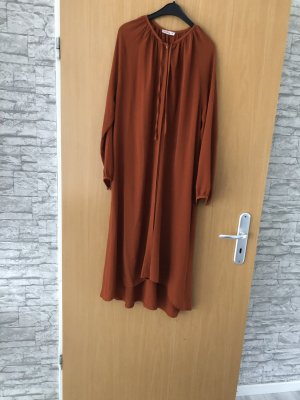 Tunic Dress russet
