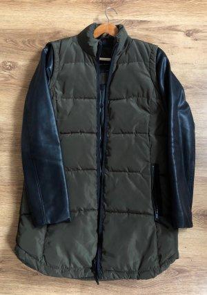 Lange warme Jacke von Zara!