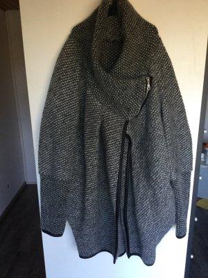 Long Jacket grey-white