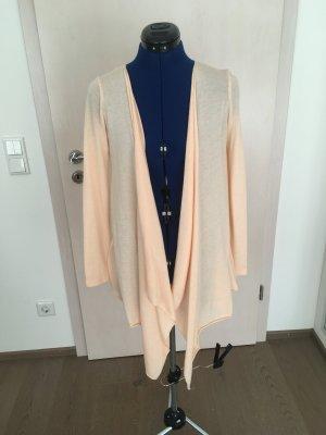 Vero Moda Long Knitted Vest nude