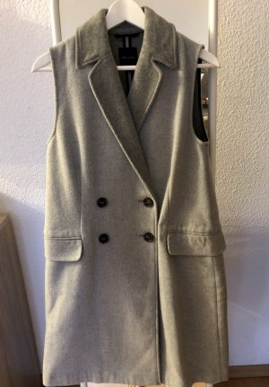 New Look Gilet gris clair-gris
