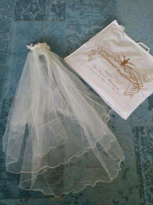 Langer Brautschleier