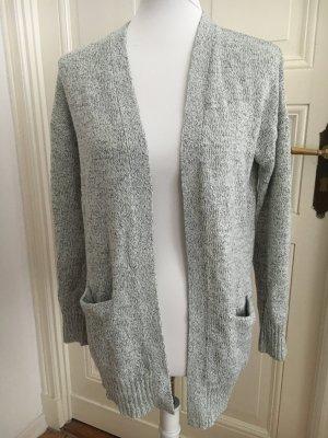 H&M Divided Long Sweater light grey