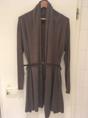 Langer Cardigan mit Wolle von H&M in Größe M/L