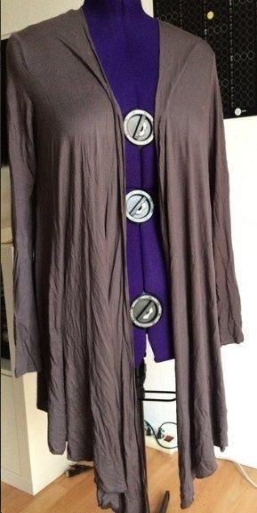 langer Cardigan von Promod Größe 38-40