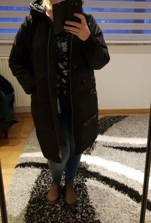 Langer Daunen Mantel Jacke Noisy May Gr. S M (36 / 38) Wintermantel € 120, Daunenmantel Daunenjacke