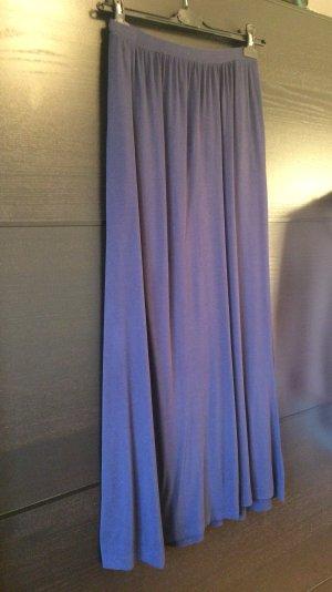 H&M Maxi Skirt dark blue