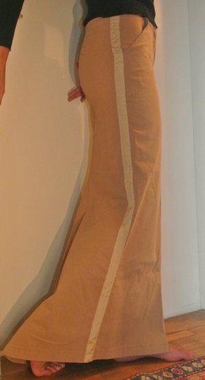 Kenzo Rok zandig bruin-goud Katoen