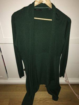 Langer grüner Cardigan von Esprit