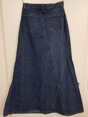 4Wards Denim Skirt blue