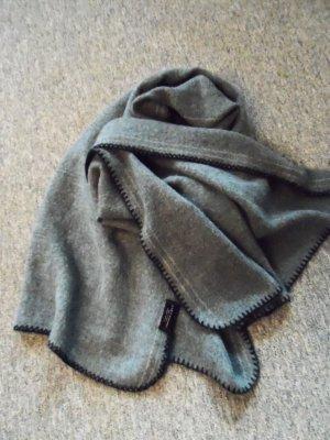Zara Wollen sjaal grijs