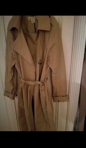 H&M Coat Dress beige