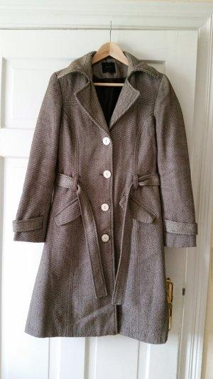 Langer Mantel braun Gr. M von Vero Moda