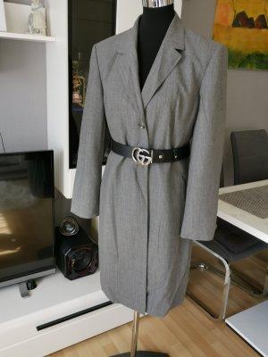 Betty Barclay Abrigo de plumón gris