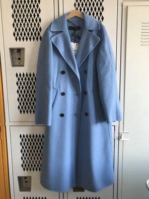 Langer Mantel, Wolle