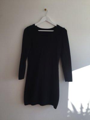 Langer Pulli oder Minikleid, Strick von Sisley