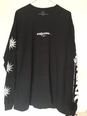 Urban Outfitters Jersey holgados negro-blanco