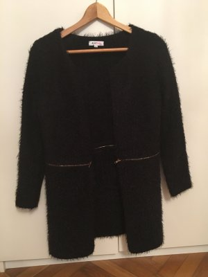 Langer Pullover/Jacke