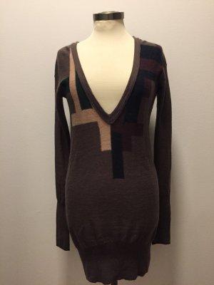 Langer Pullover/ Kleid