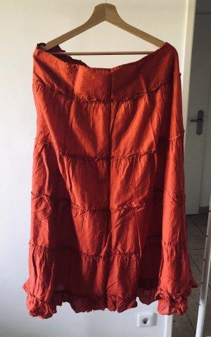 3 Suisses Maxi Skirt multicolored