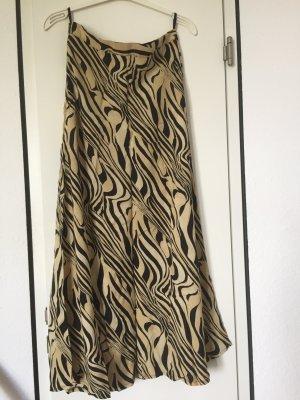 Miss H. Maxi Skirt black-beige