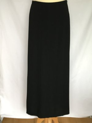 Georges Rech Maxi Skirt black synthetic