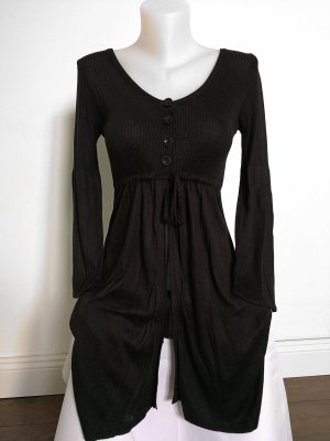 H&M Knitted Cardigan black