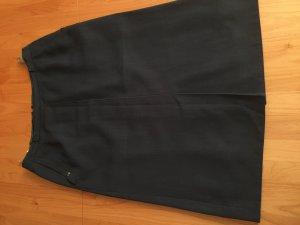 Jupe mi-longue noir