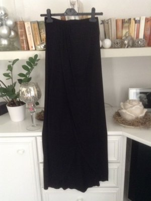 Wraparound Skirt black