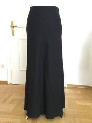Sisley Maxi rok zwart Gemengd weefsel