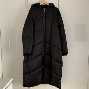 Asos Tall Quilted Coat black