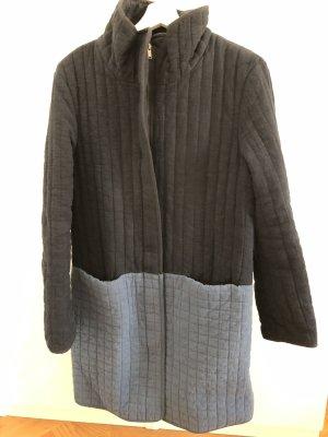 edc by Esprit Quilted Coat dark blue-azure