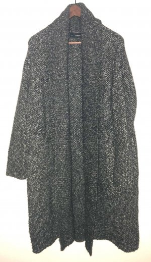 Zara Oversized Coat anthracite