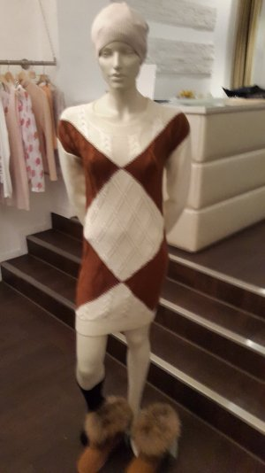 langer Strickpulli/Kleid Deby Debo Gr.S
