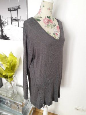 H&M Long Sweater grey