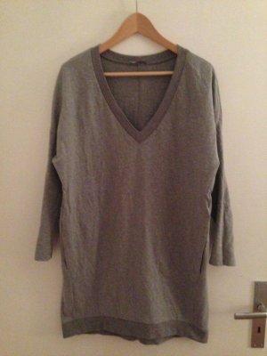 Langer,stylischer Sweat-Pullover