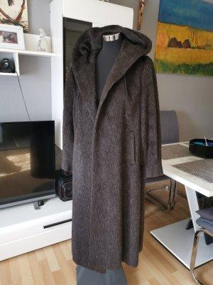 Winter Coat dark brown