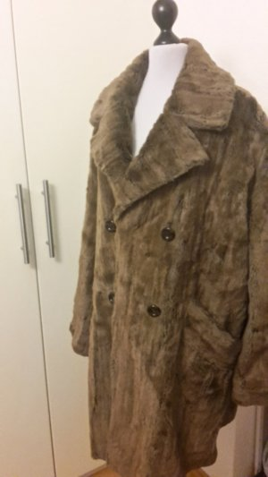 Pelt Coat light brown