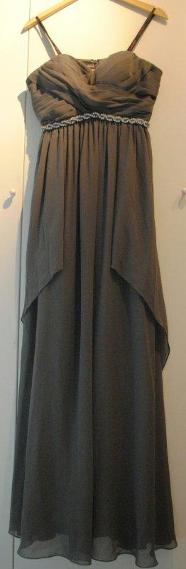 Langes Abendkleid Größe 42