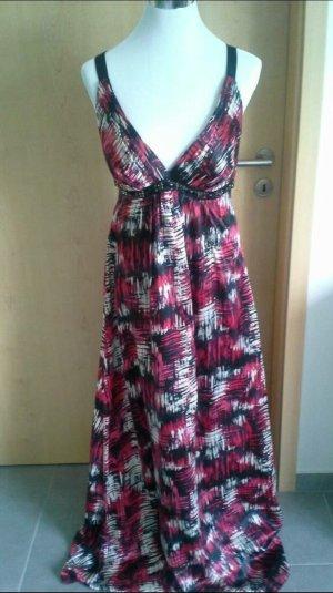 Langes Abendkleid in Größe 38