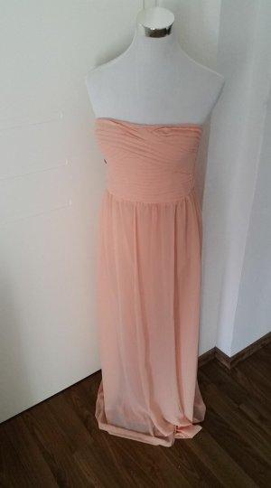 Evening Dress apricot