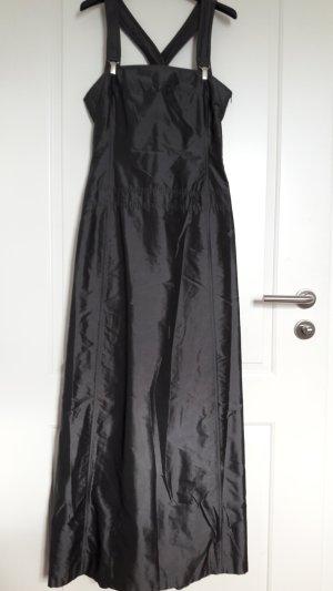Langes Abendkleid von Rene Lezard, Gr 34