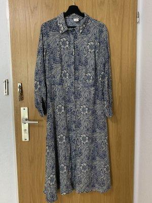 Langes Blusenkleid von Morris & Co x H&M
