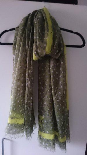 Langes breites Tuch von Zara