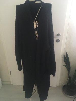 Mango Cappotto nero