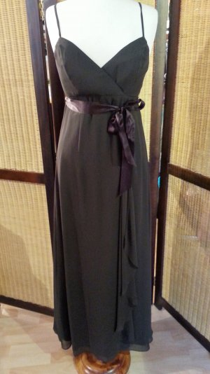Langes #Cocktailkleid von #Montego, Gr. 36 in braun
