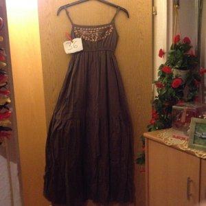 Langes Damen Kleid