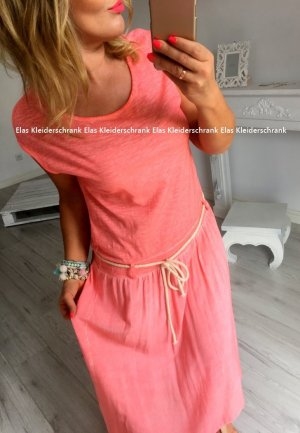 Langes Damen Kleid Maxikleid bodenlanges Kleid Abendkleid Cocktailkleid Sommerkleid Sweatkleid ein Traum passt bei M-XL