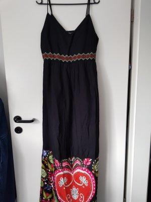 langes Desigual Kleid D40 neu