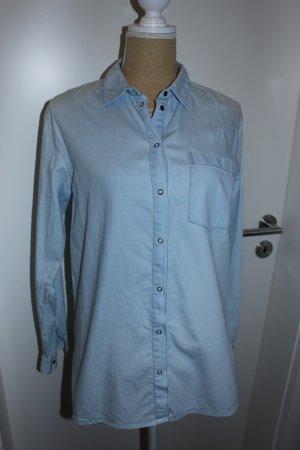 Sisters point Denim Shirt azure cotton
